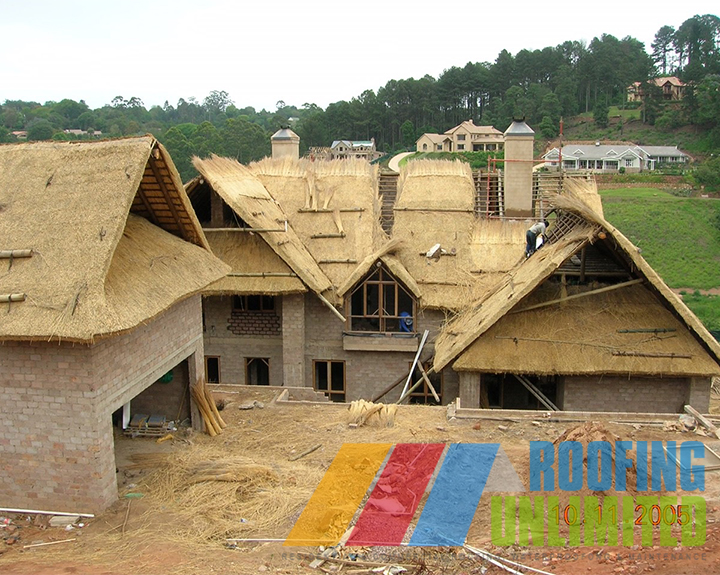 Thatching Roofing Unlimited